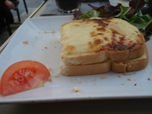 Photo: Croque Monsieur