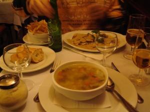 Photo: big dinner